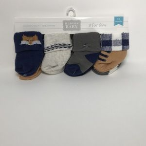 NWT Set of 8 Baby Socks